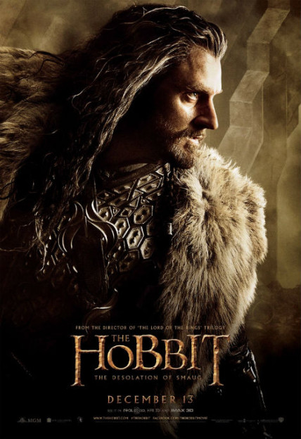 seven-new-character-posters-for-the-hobbit-the-desolation-of-smaug thorin