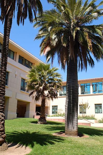 Orfalea College of Business, at Cal Poly San Luis Obispo, California. Public domain image/Gregg Erickson