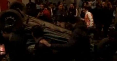 Alexandria Egypt Coptic Church suicide bombing attack