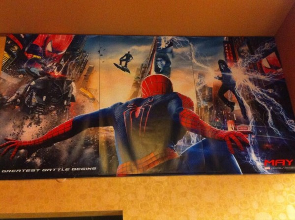Amazing Spider-Man 2 poster 2