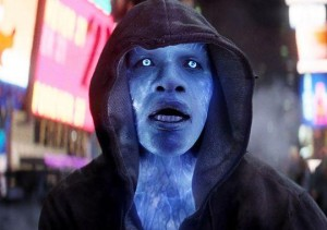 Amazing Spiderman 2 Electro photo Jamie Foxx