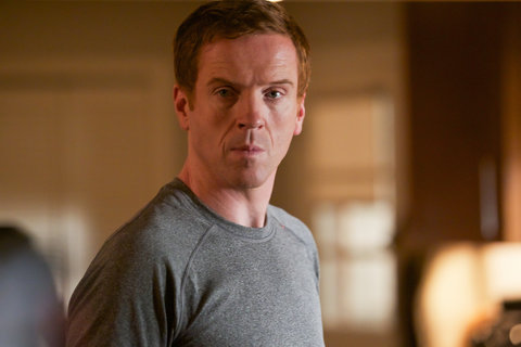 Damian Lewis Brody Showtime Homeland season 3