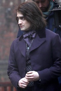 An early photo released of Daniel Radcliffe's Igor in the 2015 film 'Frankenstein'