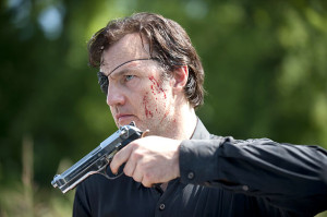 David Morrissey as The Governor The Walking Dead season 4