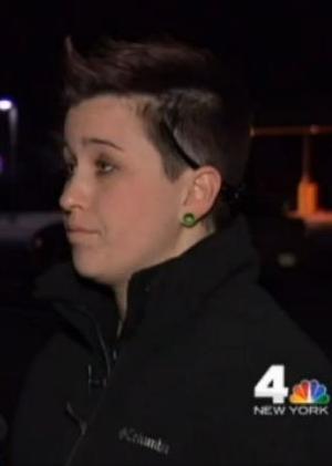 Dayna Morales gay waitress hoax