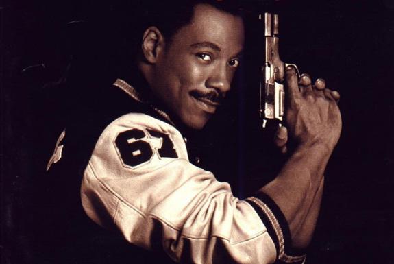 Eddie Murphy Beverly Hills Cop