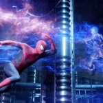 Electro explosion at Spider-man photo