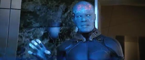 Jamie Foxx as Electro Amazing Spider-Man 2 photo
