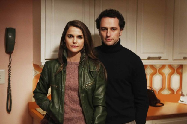 Keri Russell Matthew Rhys The Americans season 2 photo
