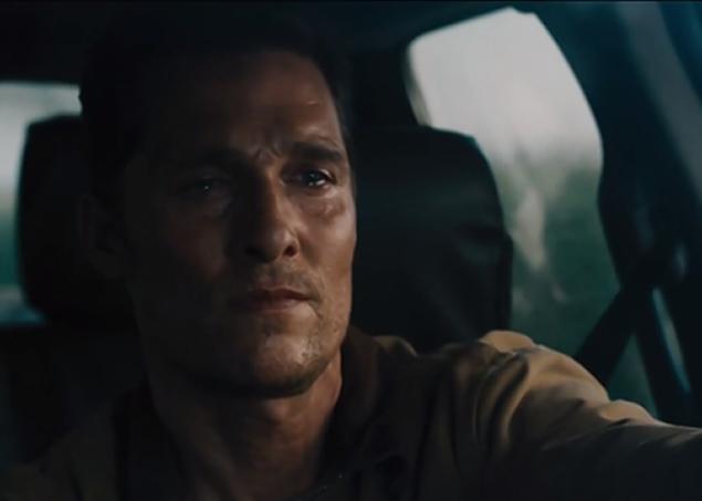 'Interstellar' teaser trailer features Matthew McConaughey ...