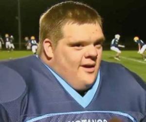 Noah Van Vooren waterboy down syndrome touchdown