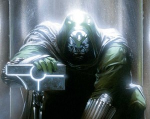 Ronan the Accuser Marvel comics photo