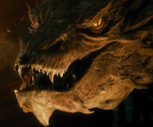 SMAUG photo from Hobbit