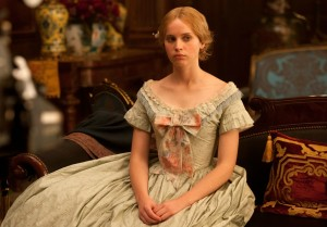 Felicity Jones in 'The Invisible Woman'