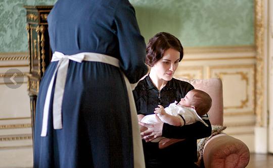 Downton Abbey season 4 photo Lady Mary