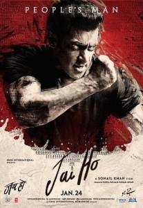 Salman Khan's Jai Ho opens to mixed reviews.