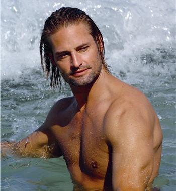 Josh Holloway Lost photo as Sawyer