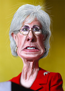 "Sebelius was ""totally surprised"" by the Brownback move  photo/ donkeyhotey"