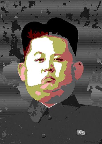 Kim Jong Un North Korea donkeyhotey