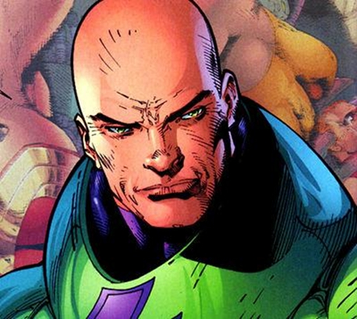 Lex Luthor DC Comics photo