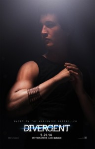 Peter Miles Teller Divergent poster