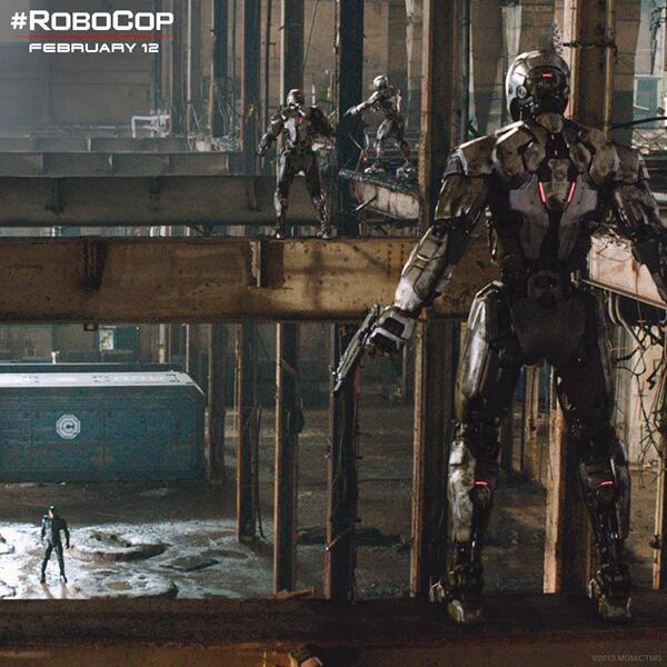 RoboCop Drones photo
