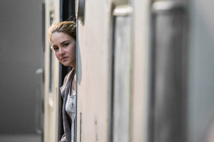 shailene Woodley as Tris Divergent photo