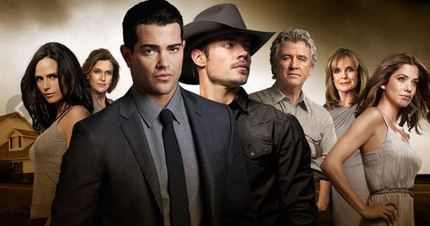 TNT Dallas season 3 cast photo