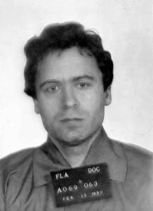 Ted Bundy mug shot, Feb. 13, 1980.