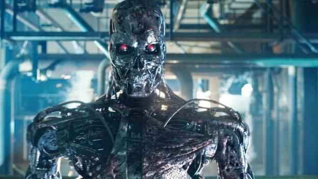 Terminator-Salvation robot photo