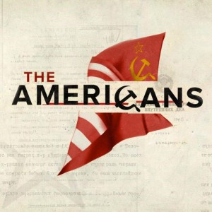 The Americans season 2 banner