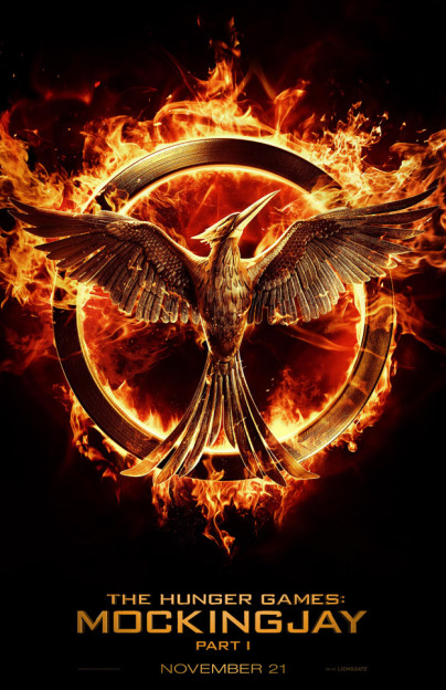 The Hunger Games mockingjay-poster