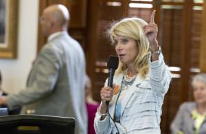 Wendy Davis filibuster Texas abortion bill
