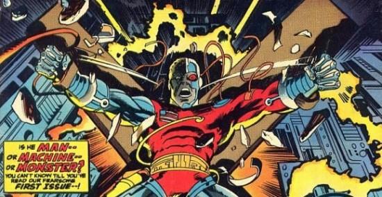 deathlok Marvel Comics photo