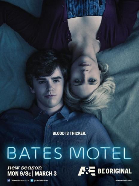 Bates Motel season 2 poster