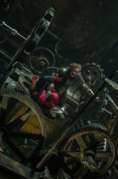 Dane DeHaan Green Goblin photo The Amazing Spider-Man 2