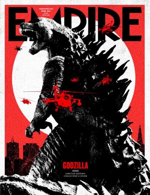Godzilla Empire Magazine