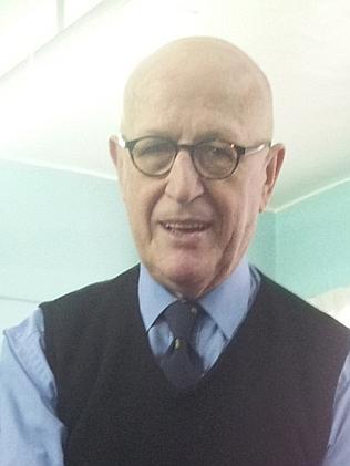 John Short missionary Australia North Korea prison