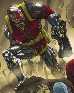 Michael_Collins_(Earth-616)_Beyond Deathlock Mavel Comics