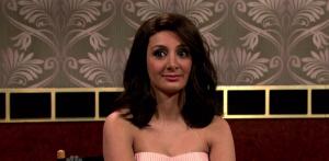 Nasim Pedrad as Vanessa Hudgens Sir Elton John hosts NBC's 'Saturday Night Live'