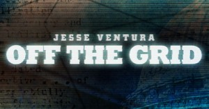 Off the Grid Jesse Ventura logo title card