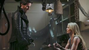 Once Upon a Time season 3 Captain Hook Emma