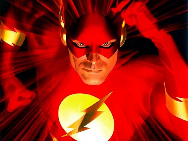 The Flash Alex Ross DC Comics photo