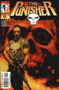 The Punisher 1 cover Garth Ennis Dillon art