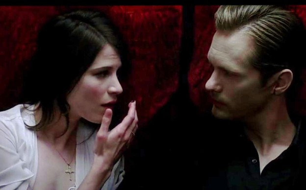 True Blood amelia rose blaire phote Alexander Skarsgaard