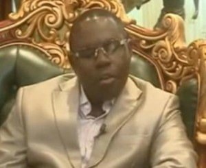 Gambia President Yahya Jammeh Image/Video Screen Shot