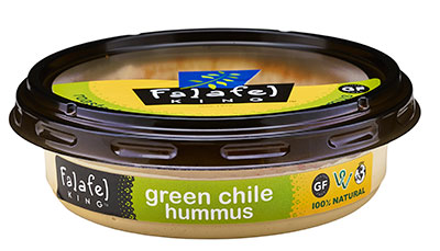 Hatch Green Chile Hummus  Image/FDA