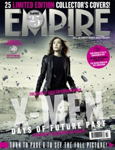 kitty-pryde-x-men-days-of-future-past Empire mag cover