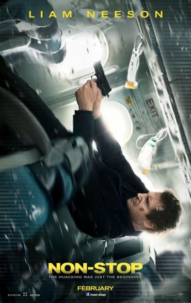 non-stop-movie poster