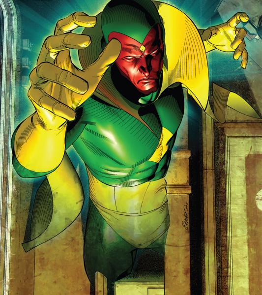 the-vision-marvel-comics